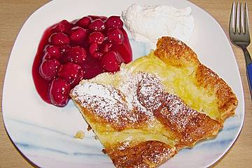 Ofenpfannkuchen aus Finnland
