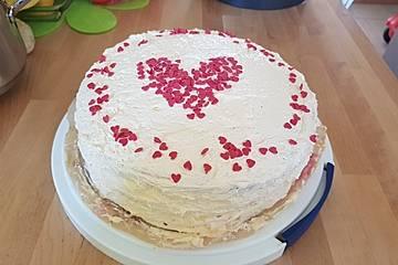 Valentinstag kuchen low carb