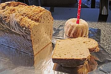 Joghurt - Brot