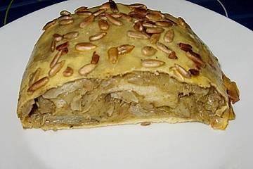 Illes Krautstrudel  - ein leckeres, pikantes Gericht