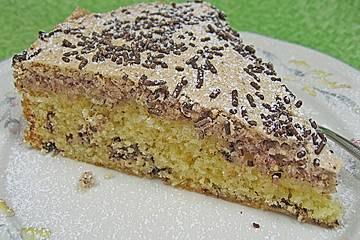 Nuss - Sandkuchen