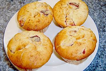 Pflaumen - Muffins