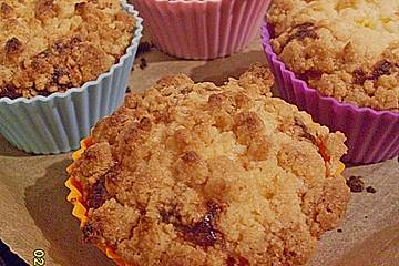 Streusel - Muffins