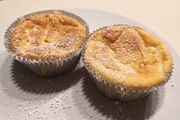 Quark-Vanille-Muffins