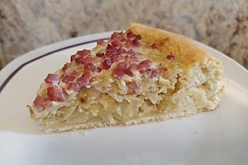 Schwäbischer Zwiebelkuchen