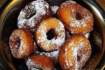 Original amerikanische Buttermilch - Donuts