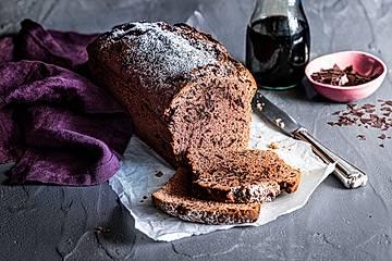 Rotweinkuchen, schön saftig