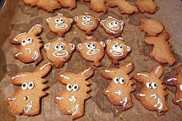 Brigitte Weihnachtskekse.Mürbeteigplätzchen Mit Marzipan Brigitte Keks