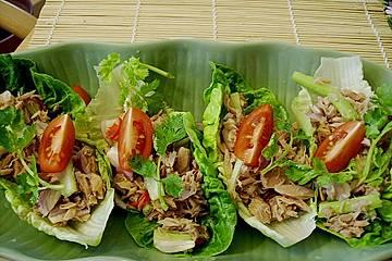 Thai - Thunfisch - Salat