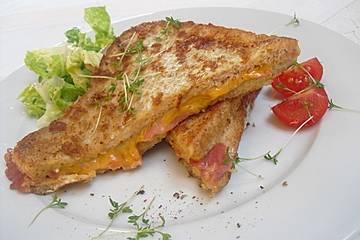 Armer Ritter - Sandwich auf amerikanisch