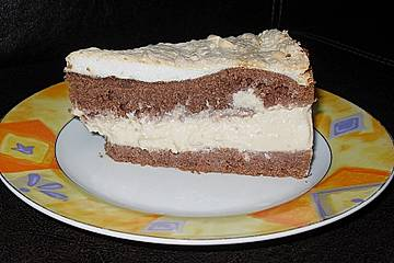 Bailey's - Torte mit Baiserhaube