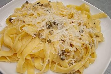Pfeffer - Boquerones - Spaghetti