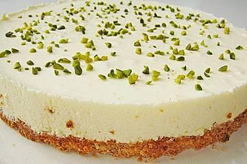 Zitronen - Quark -Torte