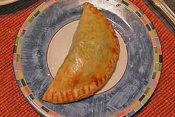 Empanadas aus dem Ofen