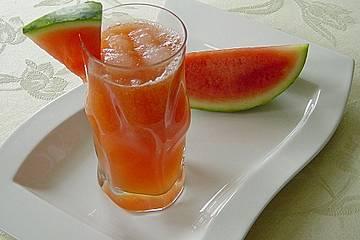 Wassermelonen - Getränk