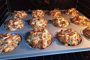 Semmelknödel - Muffins