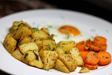 Bratkartoffeln mal anders