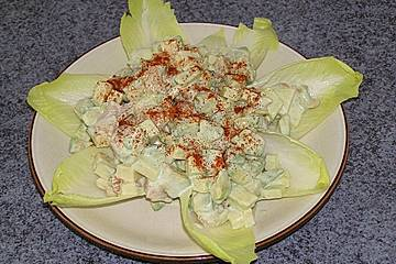 Avocado - Grapefruit - Salat