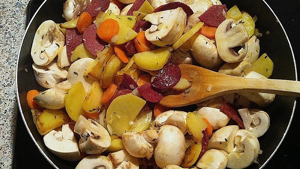 pilz rezepte chefkoch