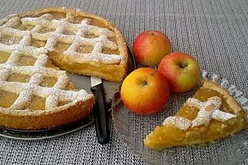 Apfelmuskuchen