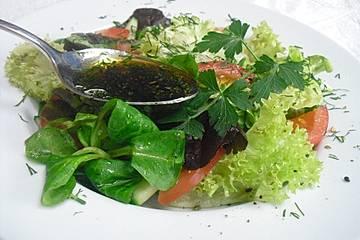 Balsamico - Sauce für Salat