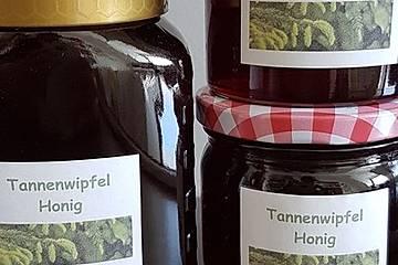 Schwarwälder Tannenwipfeles - Honig