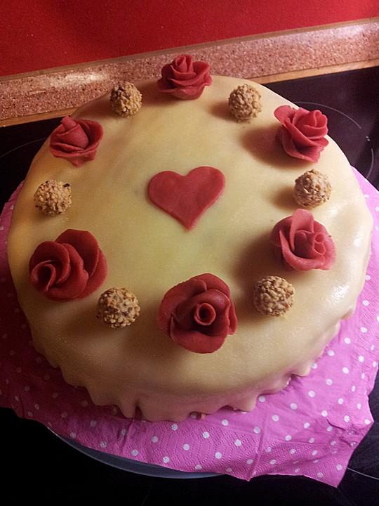 Torte Mit Marzipandecke Rezepte Chefkoch De