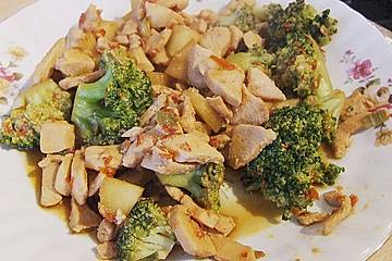 Insulanis figurfreundliche Puten - Gemüse - Pfanne