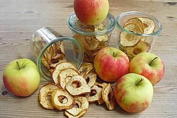 Top Getrocknete Apfelringe von Lotar_G | Chefkoch OA49