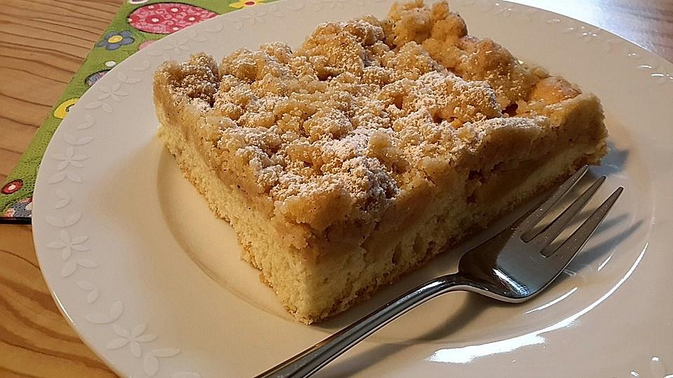 Streuselkuchen à la Oma von kleinehobbits | Chefkoch