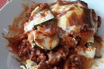 Kartoffel - Zucchini - Moussaka