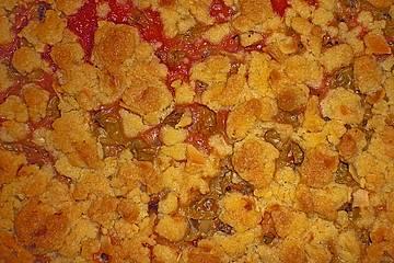 Stachelbeer - Streusel - Kuchen