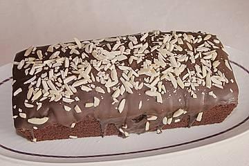 Amaretto - Schokoladen - Rührkuchen