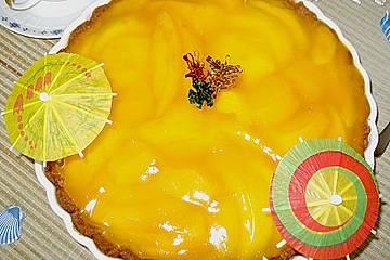 Mango - Torte
