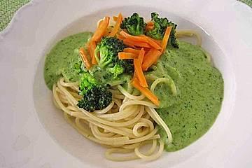 Spaghetti 'hellgrün'