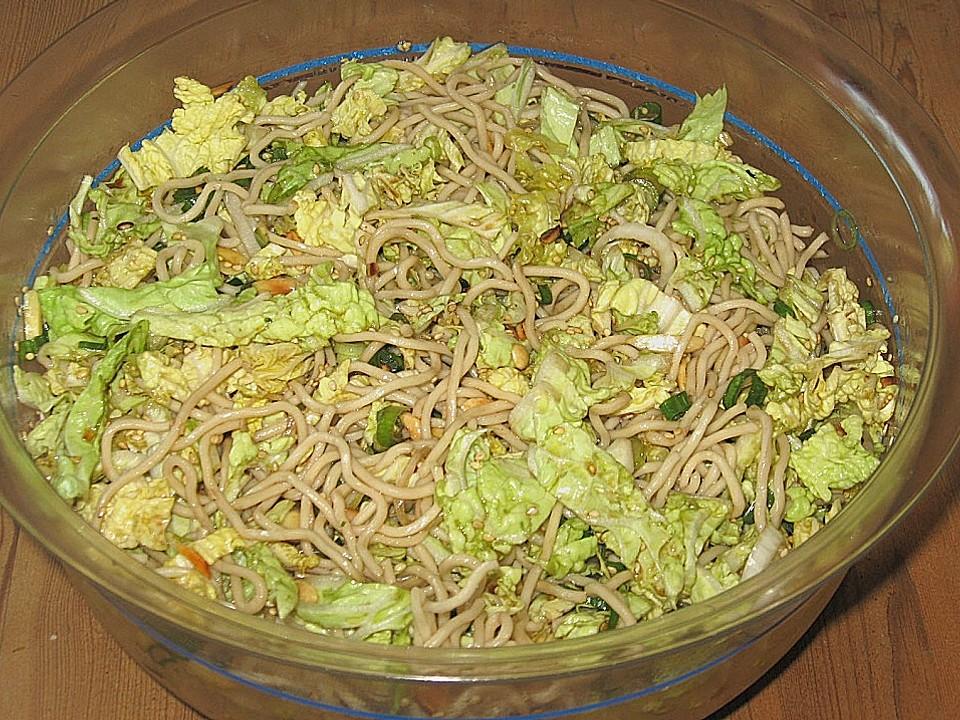 Friss dich dumm salat