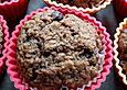 Apfel-Schoko-Zimt-Muffins