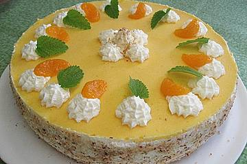 Mandarinen - Torte