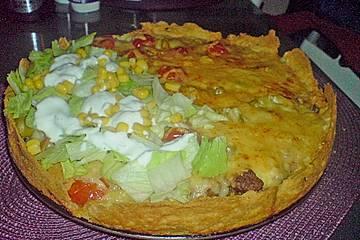 Taco - Pie nach mexikanischer Art