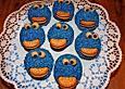 Kruemelmonster-Muffins