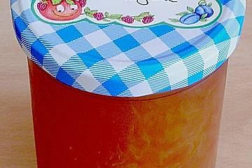 Zitrusgelee aus Grapefruits, Sonnenorangen und Zitronen