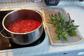 Tomaten - Coulis