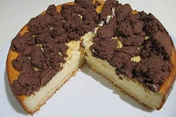 Ricotta - Mascarpone - Zupfkuchen