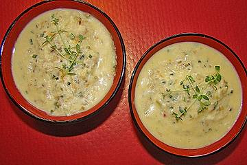 Risotto - Suppe
