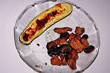Türkische Zucchini