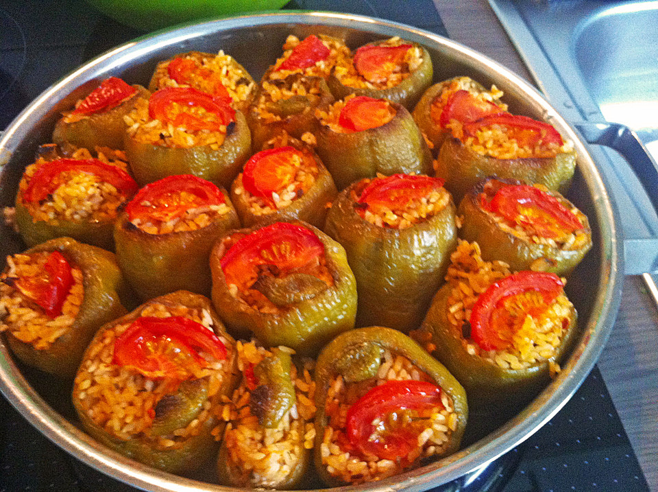 Dolma Türkisch Rezepte | Chefkoch