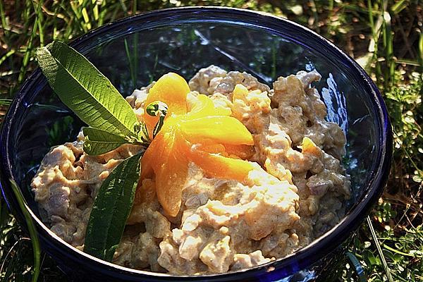 Hähnchensalat Curry