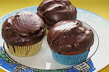 Triple - Choc - Muffins