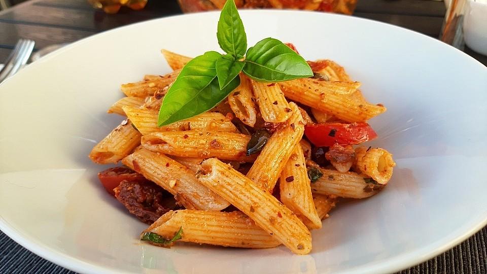 eckis italienischer nudelsalat