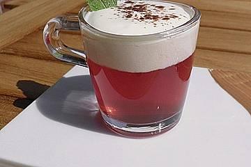 Didis Erdbeercappuccino
